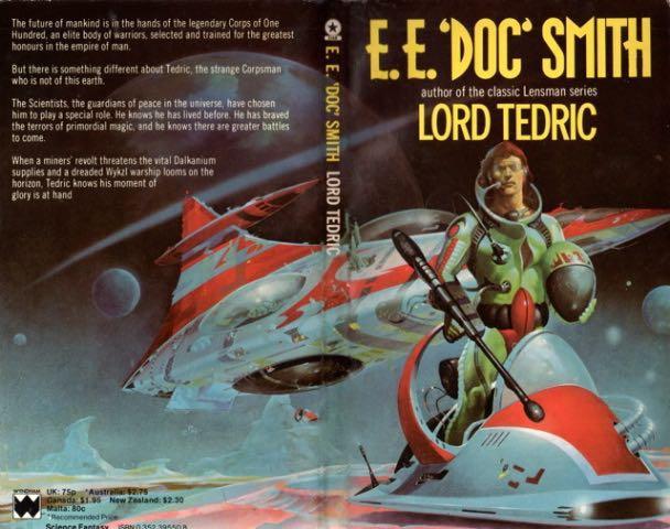 Lord Tedric, by Gordon Eklund